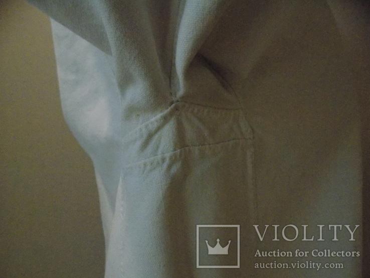 Чоловіча сорочка 1930х рр Снятинський р-н в чудовому стані збереження, фото №8