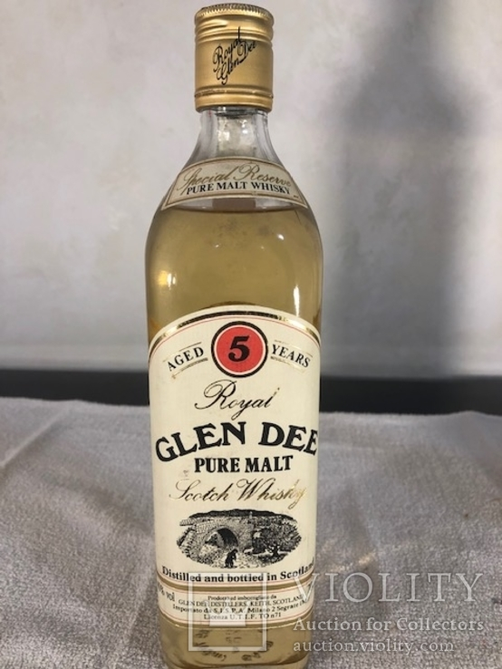 Односолодовый Glen Dee 5 Y.O. 1990-е