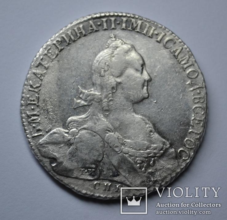 Рубль 1776 г. ЯЧ, фото №3
