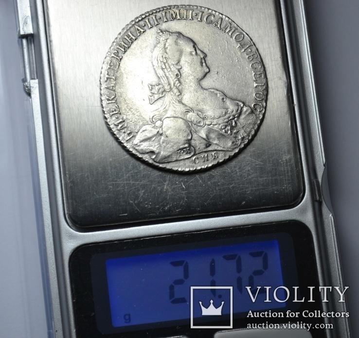 Рубль 1776 г. ЯЧ, фото №2