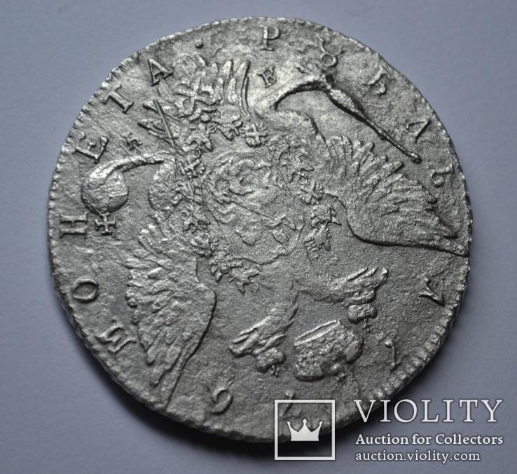 Рубль 1776 г. ЯЧ, фото №7