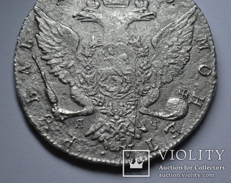 Рубль 1776 г. ЯЧ, фото №9