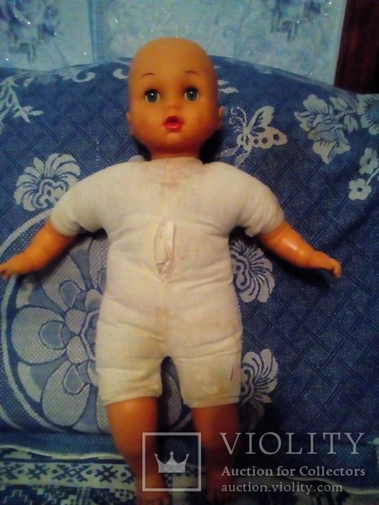 Большая лялька. 60 см  Германия., фото №3