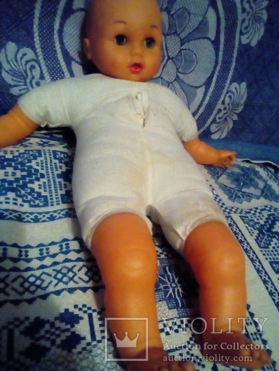 Большая лялька. 60 см  Германия., фото №6