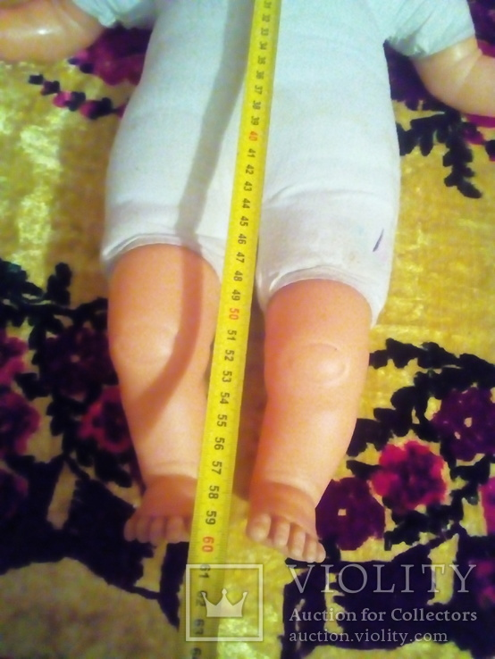 Большая лялька. 60 см  Германия., фото №7