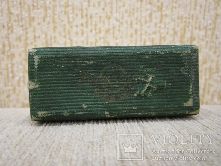 Угличский часовой завод коробок для часов Чайка, фото №4