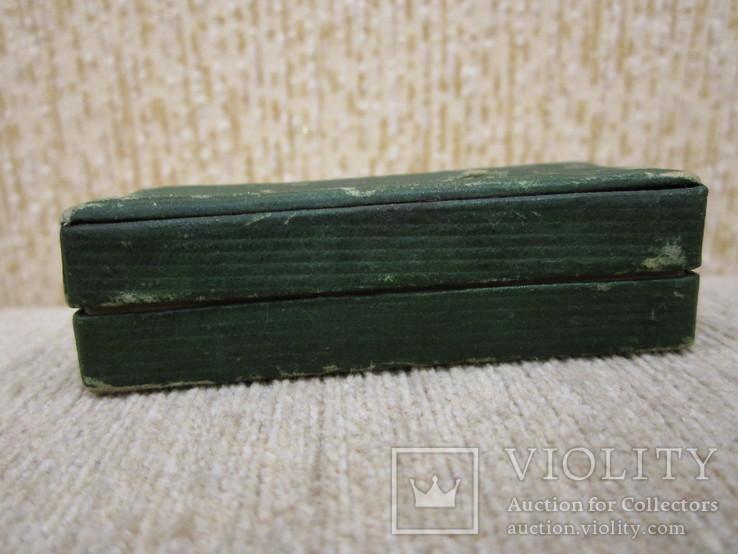 Угличский часовой завод коробок для часов Чайка, фото №5