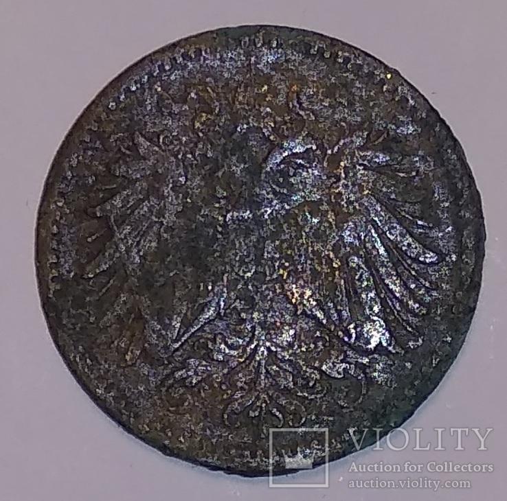 1 геллер 1900 г. Австрия Франц Иосиф I, фото №3