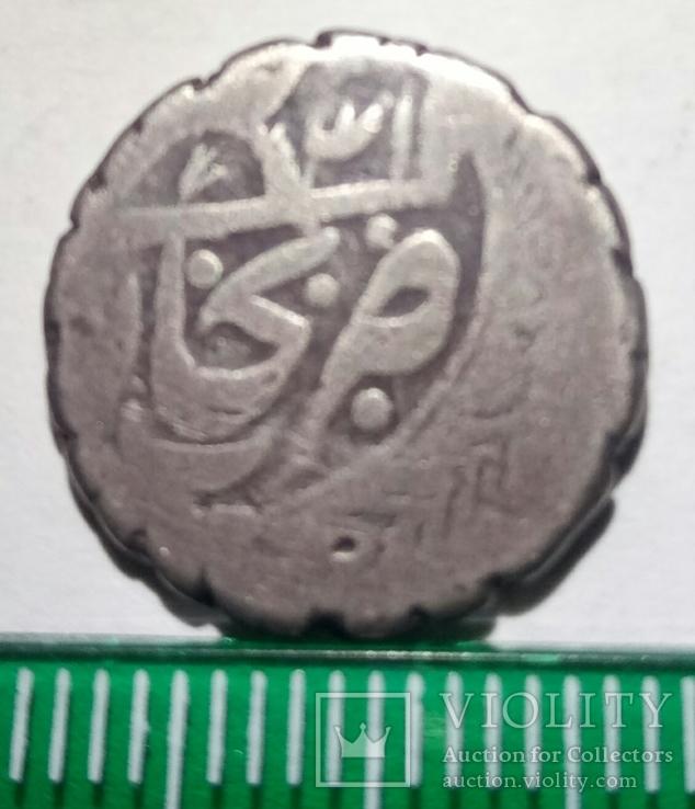 Таньга Бухарского эмирата под протекторатом Российской империи