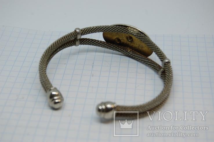 Объемный браслет на руку, фото №6