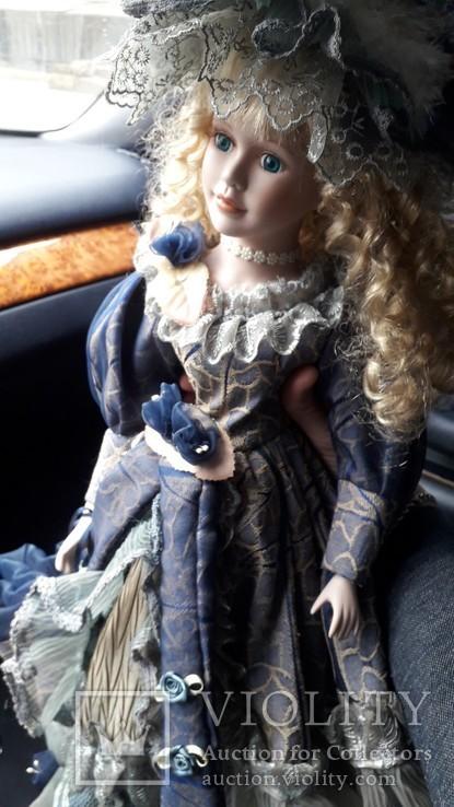 Коллекционная кукла. Лот 17