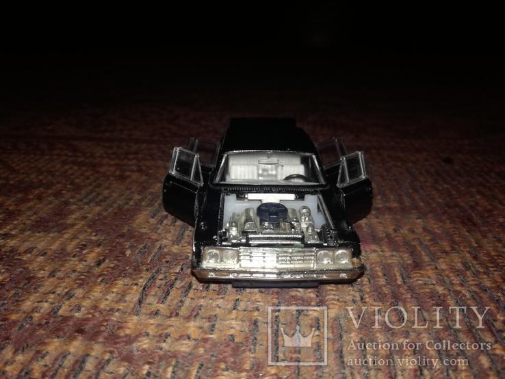 ЗИЛ 117 модель1:43срср