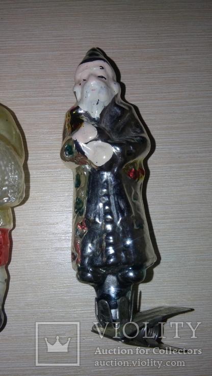 Елочные игрушки на прищепках, фото №6