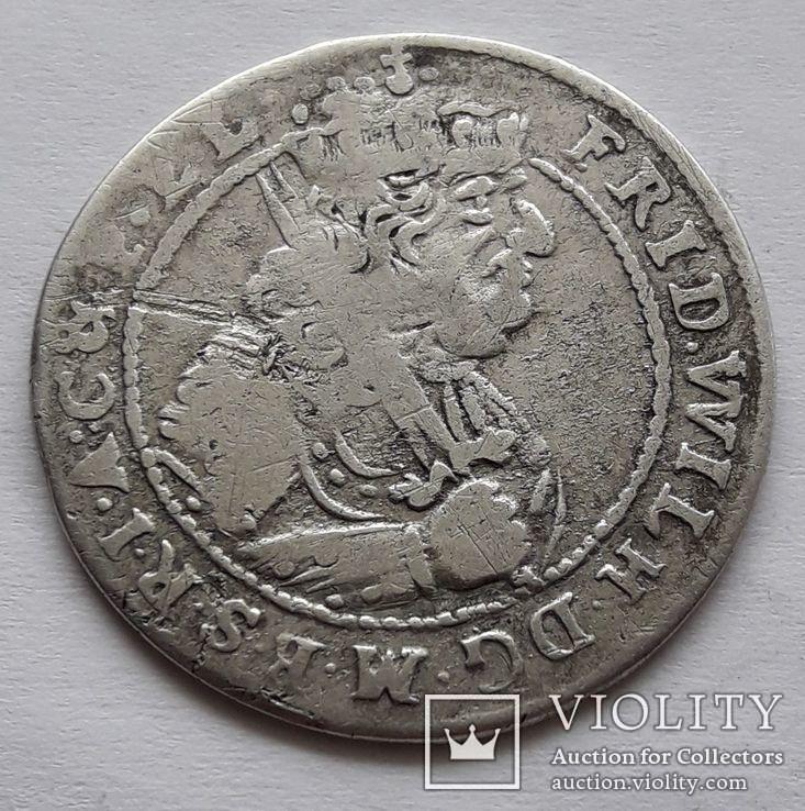 Орт 1684 г.