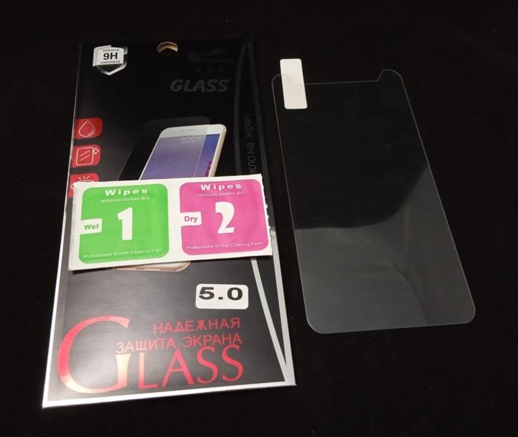 Защитное каленное стекло для Lenovo A806 (2.5D, 9H, 0.3мм)