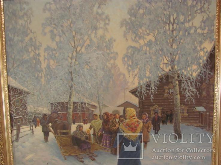 Зимнии гуляния, фото №3