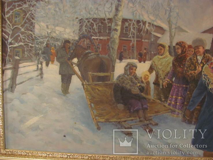 Зимнии гуляния, фото №6