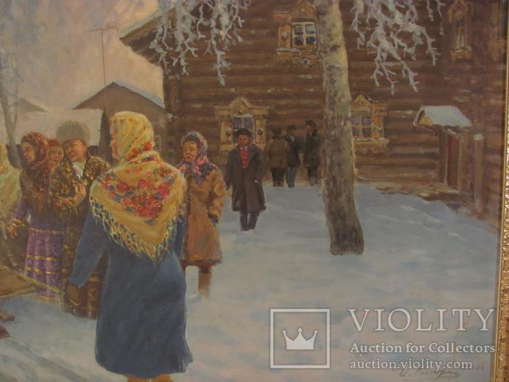 Зимнии гуляния, фото №7