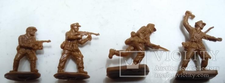 Набор солдатиков ( Африканский корпус )., фото №3