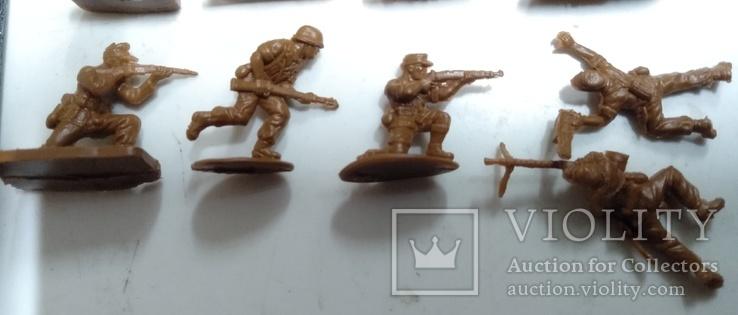 Набор солдатиков ( Африканский корпус )., фото №5