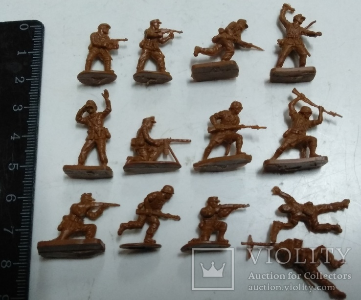Набор солдатиков ( Африканский корпус )., фото №6