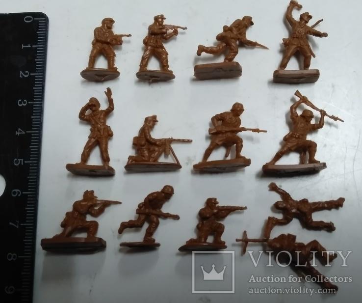 Набор солдатиков ( Африканский корпус ).