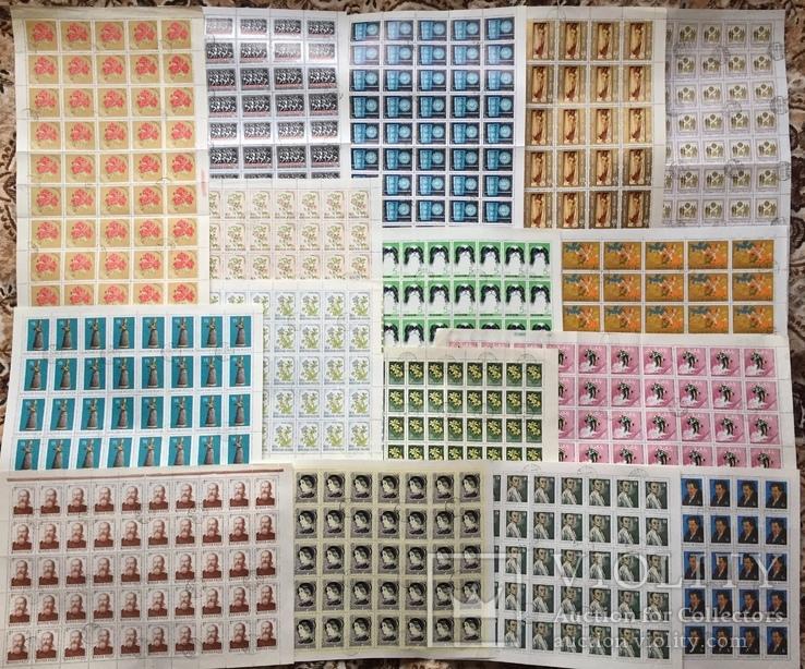 Поштові марки Угорщини