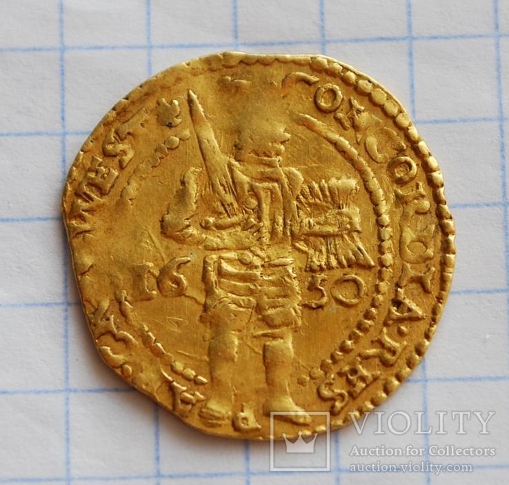 Дукат 1650 г.