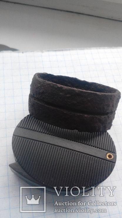 Ложевое кольцо на Маузер К98, фото №3