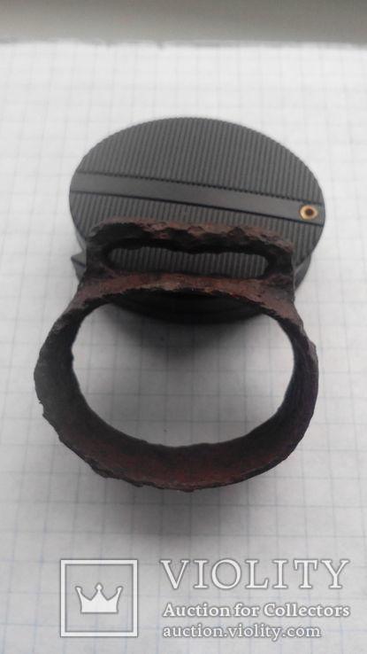 Ложевое кольцо на Маузер К98, фото №5