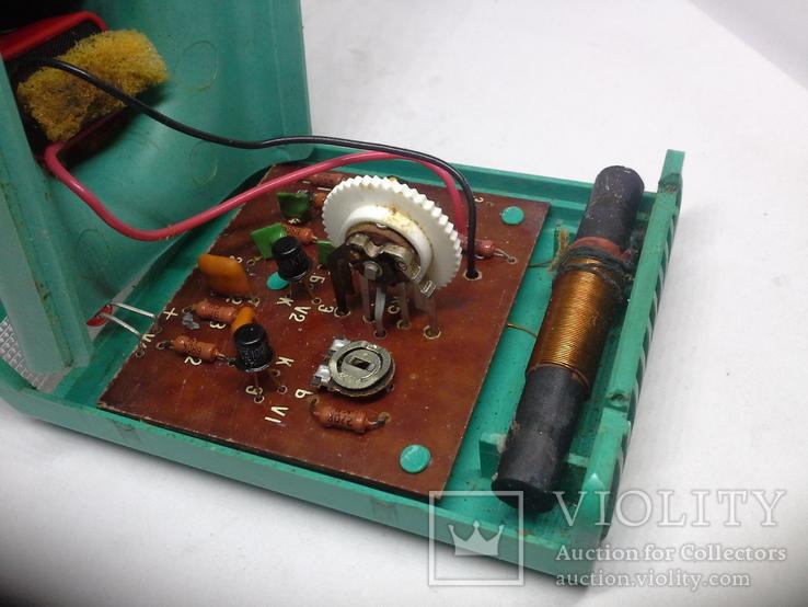 Металлоискатель  луч -1., фото №9