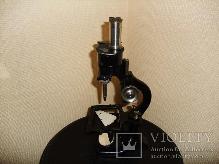 "Микроскоп ""Reichert Austria"" Начало ХХ века. № 97698., фото №5"