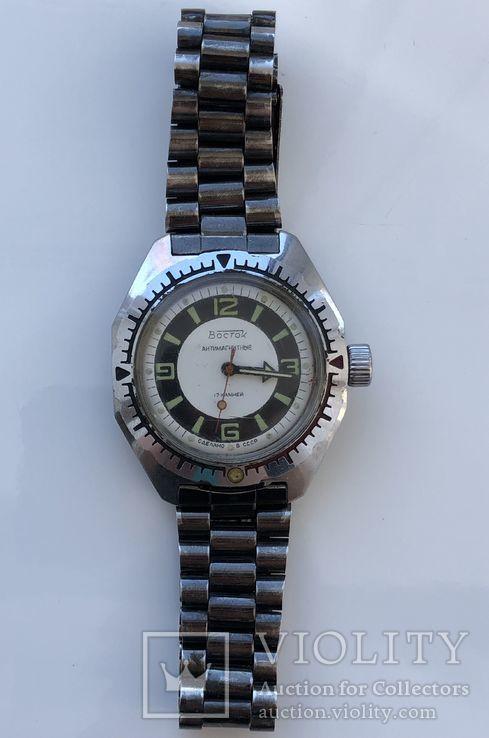 """Часы наручные """"Восток"""" с браслетом, фото №2"""