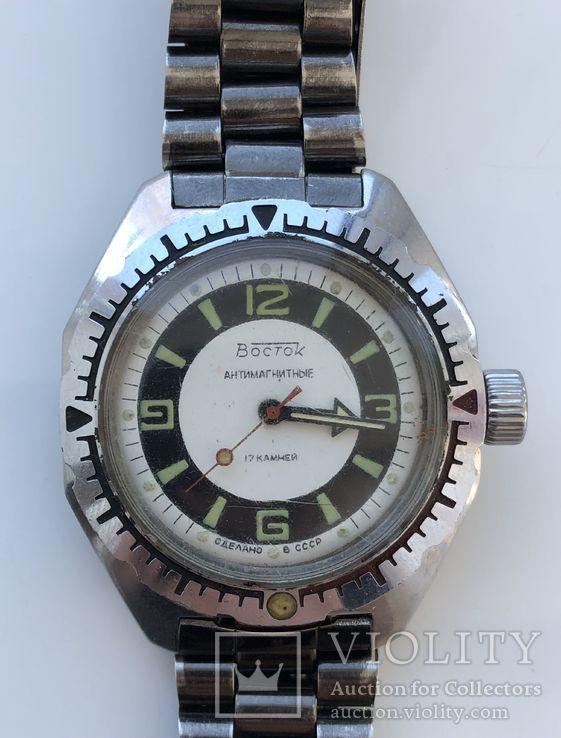 """Часы наручные """"Восток"""" с браслетом, фото №3"""