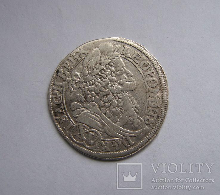 XV Крейцерів 1685 р. Леопольд