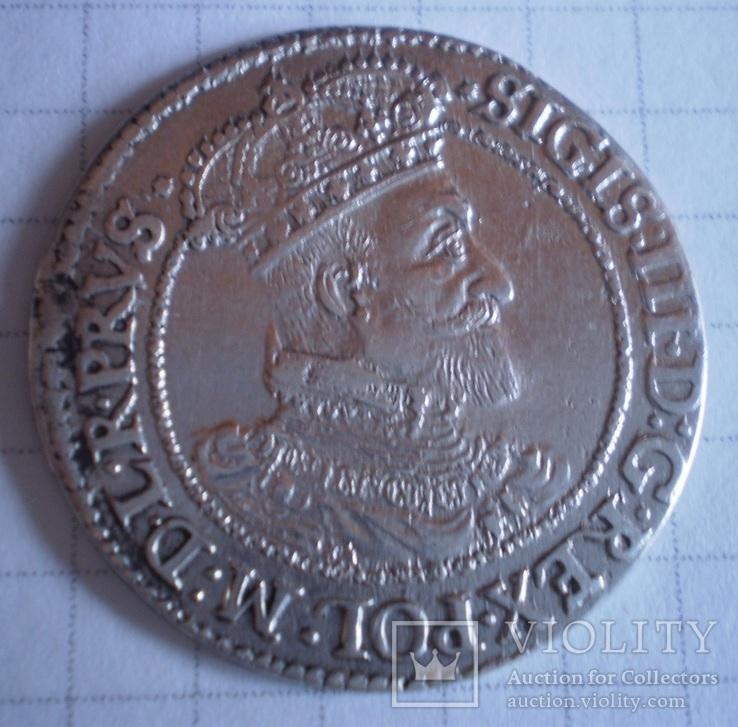 Орт 1618 года.