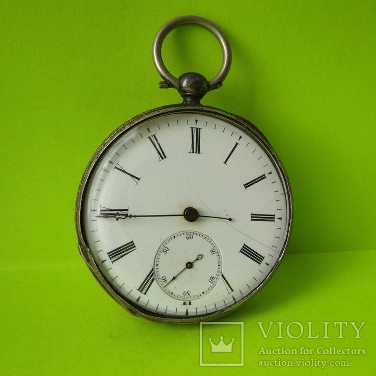 Часы карманные. Ключевки (15 камней)