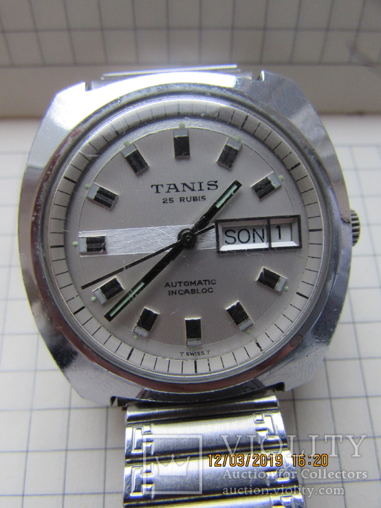 TANIS Swiss Automatic