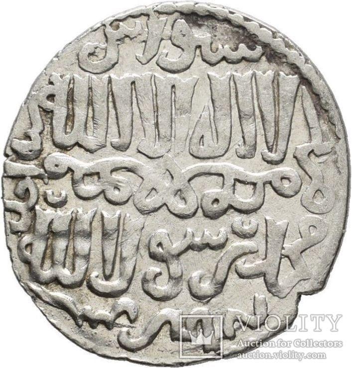 Дирхем сельджуки Qilich Arslan IV 1261-1265 г.г.
