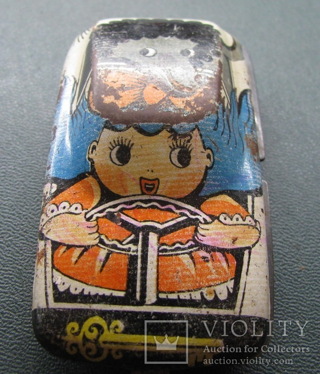 Гоночная машинка с СССР, фото №2