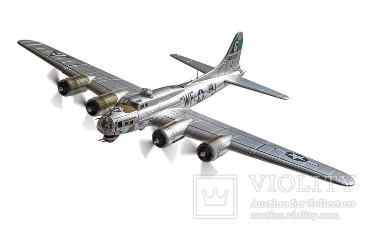Боинг B-17G Flying Fortress, фото №4