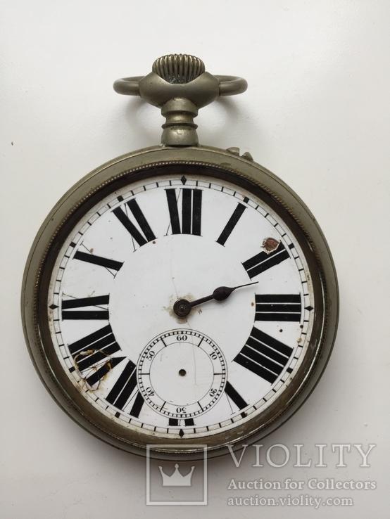 Часы ковровые