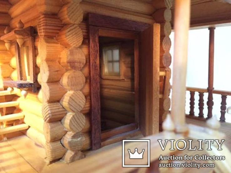 Мельница деревянная, фото №3