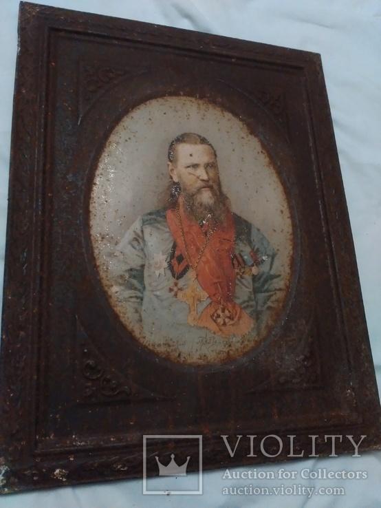 Портрет святого праведного Иоанна Кронштадтского