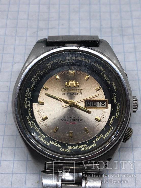 Часы Orient Automatic (5 bar) водонепроницаемые