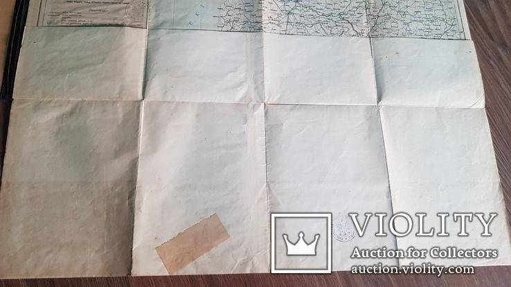 Карта земель польських. Військова. Mapa ziem polskich., фото №11
