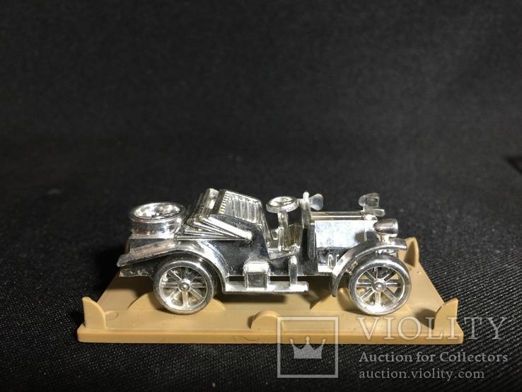 Модель ретро автомобиля, фото №6