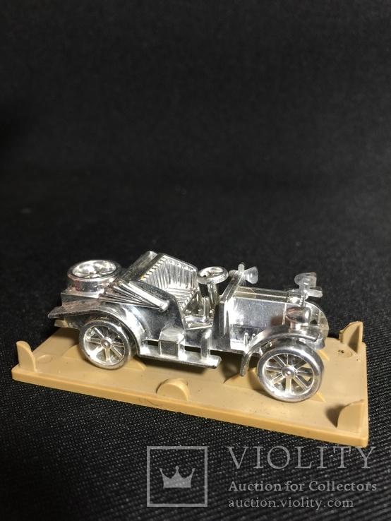 Модель ретро автомобиля, фото №8