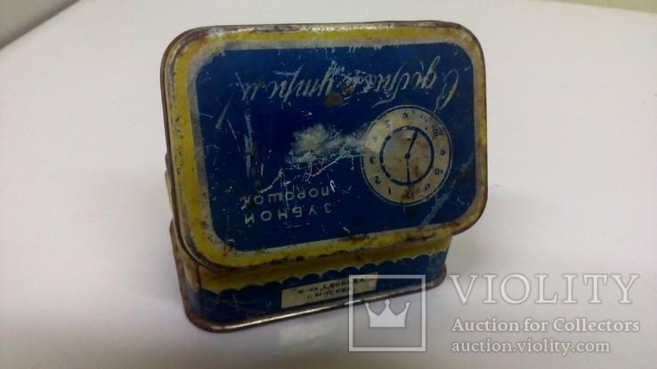 Банка от зубного порошка., фото №4