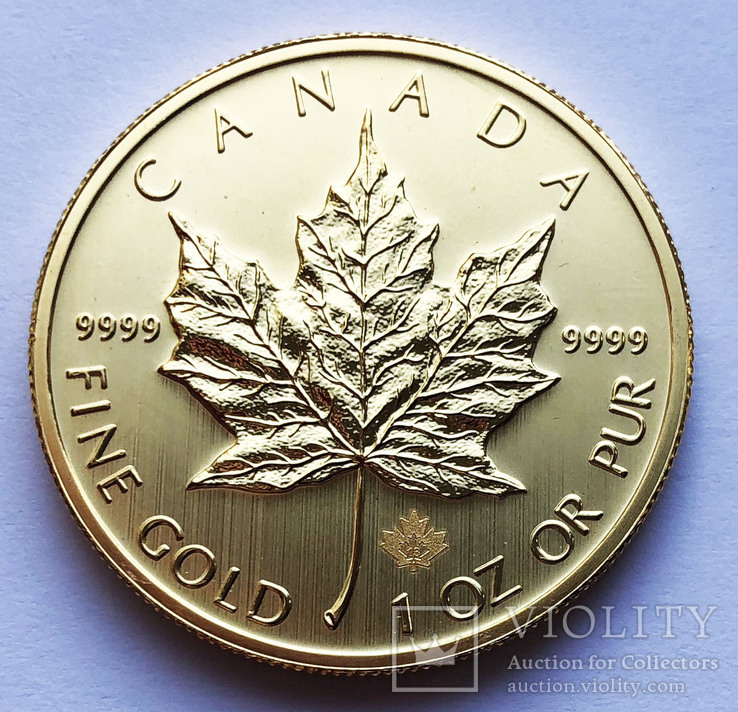50 долларов 2013 года. Канада. UNC.